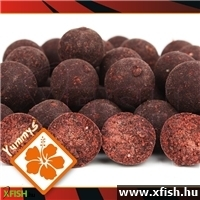 Imperial Baits Elite STRAWBERRY Bojli 8 kg / 20 mm + ajándék iBoxban (12L)