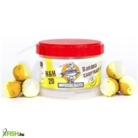 Imperial Baits balanszírozott pop up - Half'n Half Banana - 75 g / 24 mm