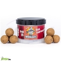 Imperial Baits POWER TOWER - Flying Pop Up Fish 65 g 20mm lebegő bojli