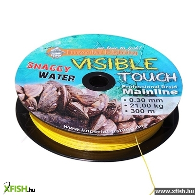 Visible Touch Snaggy Water 0,30 mm - 900 m
