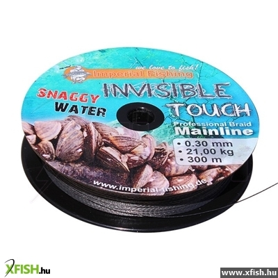 Invisible Touch Snaggy Water 0,30 mm - 1800 m