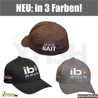 imperial baits THE ART OF BAIT Flexifit baseball sapka L/XL brown