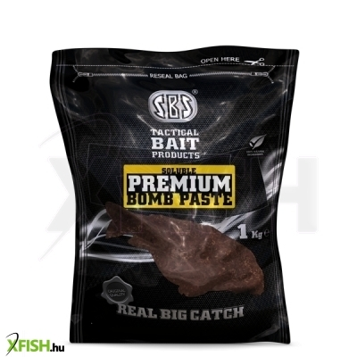 SBS Soluble Premium Bomb paszta Bio Big Fish 1 kg